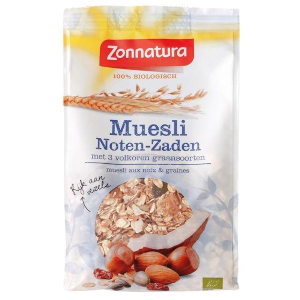 Muesli noten zaden bio