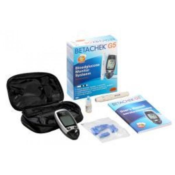 Betachek glucosemeter mmol Nederlands