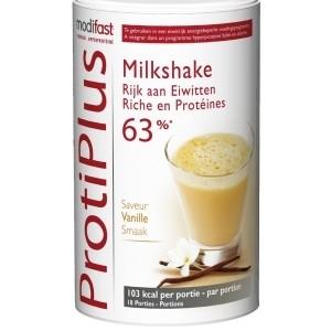 Protiplus milkshake vanille
