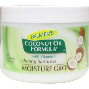 Coconut oil formula moisture gro pot