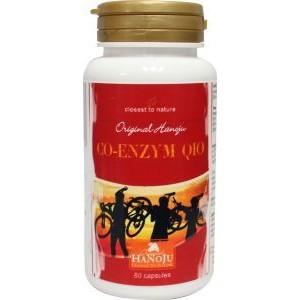 Co-enzym Q10 250 mg vitamine C 250 mg
