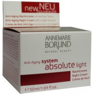 System absolute nacht creme light