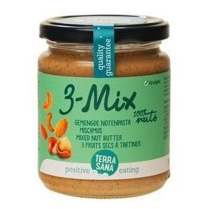 3 mix notenpasta zonder pinda