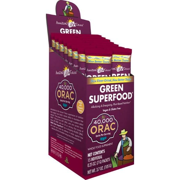 ORAC green superfood