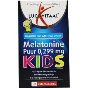 Melatonine kids puur 0.299