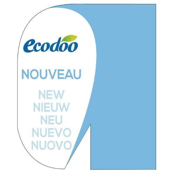 Shelf tag Ecodoo new