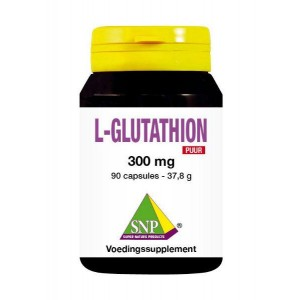 L-Glutathion 300 mg puur