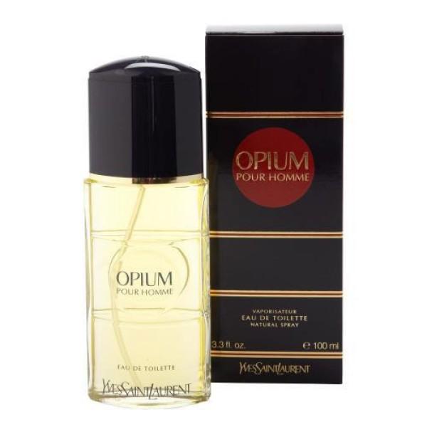 Opium homme eau de toilet vapo man