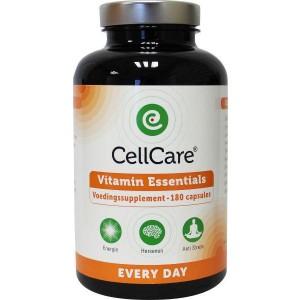 Vitamin essentials Cellcare 180vc