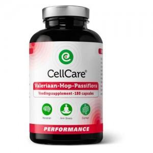Valeriaan-hop-passiflora Cellcare