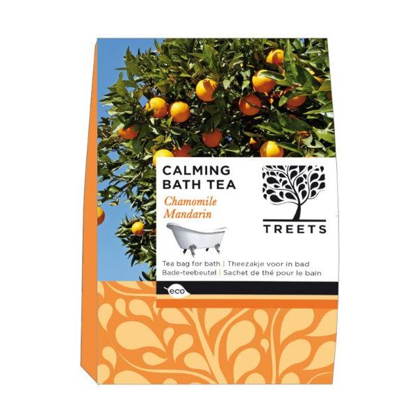 Bath tea calming chamomile & mandarin