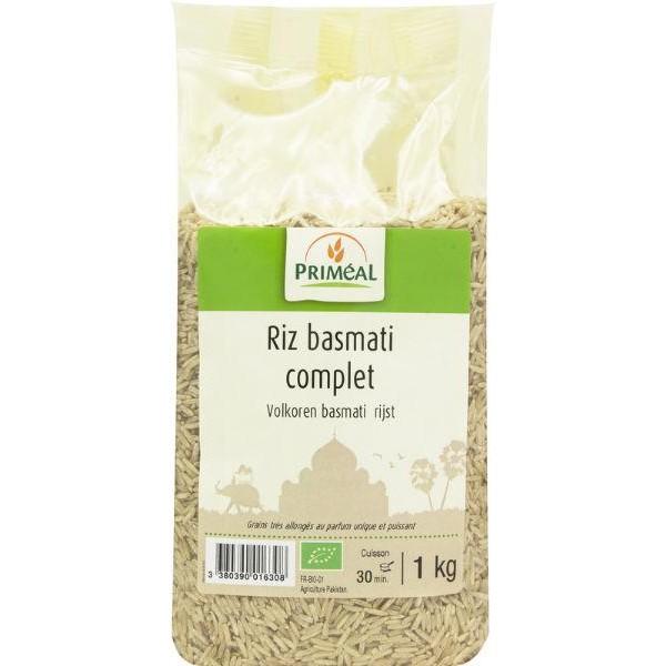 Volkoren basmati rijst
