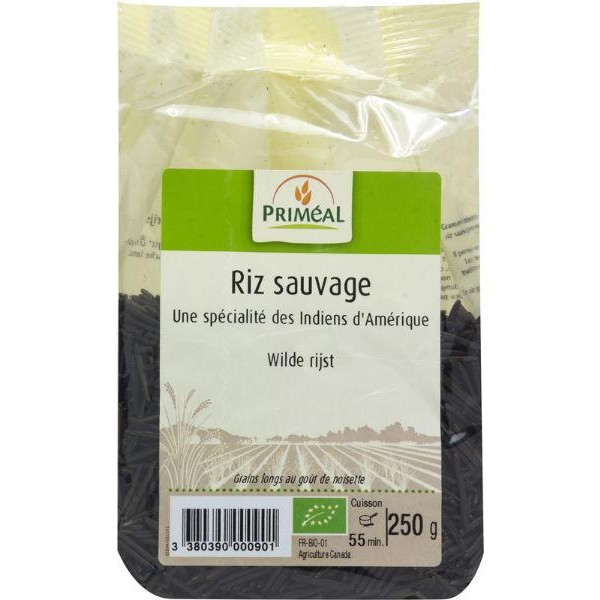 Wilde rijst
