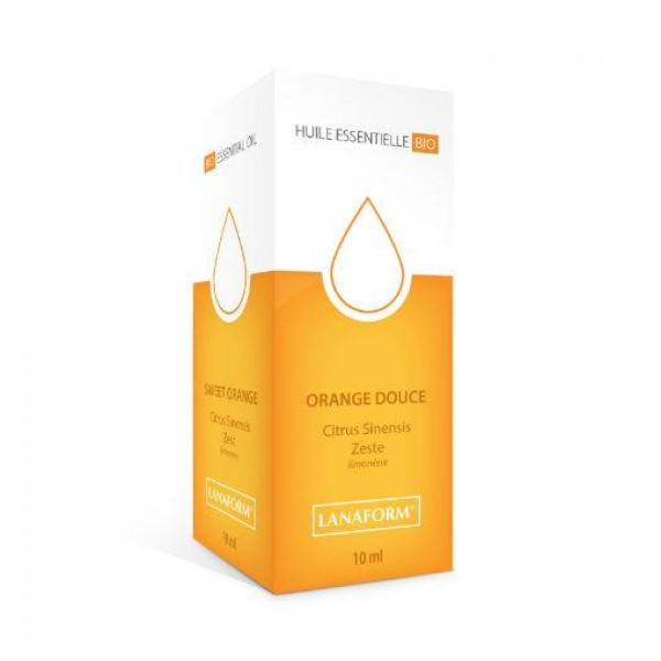 Essential oil bio orange