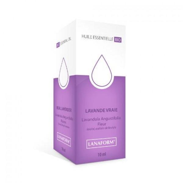 Essential oil bio lavendel