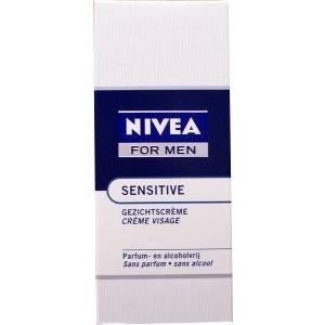 Men gezichtscreme sensitive