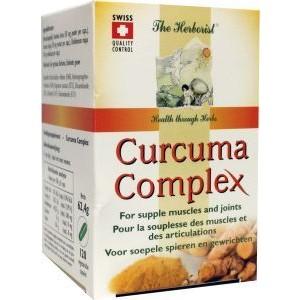 Curcuma complex Herborist 120cap