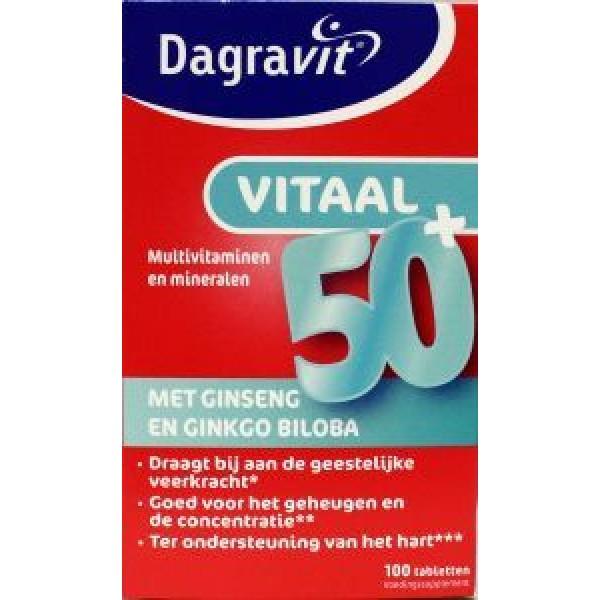 Vitaal 50+ Dagravit 100tab