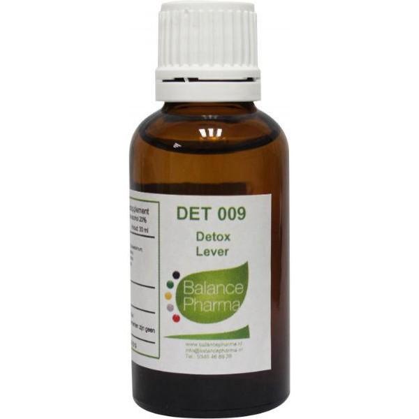 DET009 Lever Detox