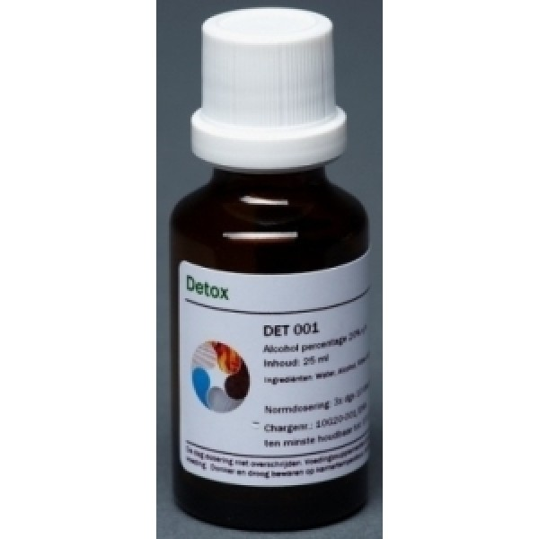 DET005 Dysbiosis Detox