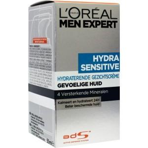 Men expert hydra sensitive moisturizing creme