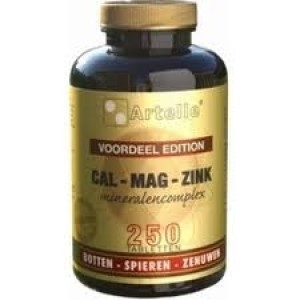 Cal/mag/zink