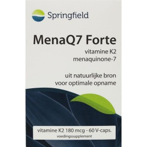 MenaQ7 Forte vitamine K2 180 mcg