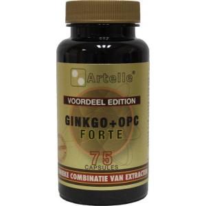 Ginkgo & OPC forte Artelle