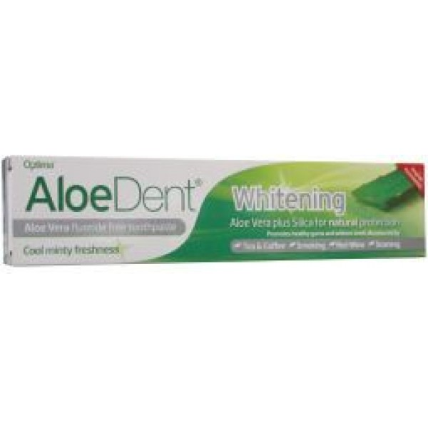 Aloe vera tandpasta whitening
