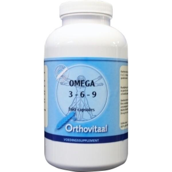 Omega visolie 3 6 9