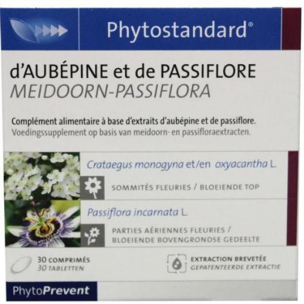 Meidoorn passiflora
