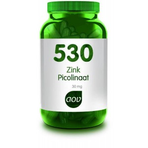 530 Zink picolinaat AOV