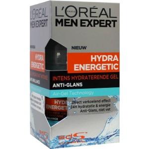 Men expert hydra energetic hydraterende gel