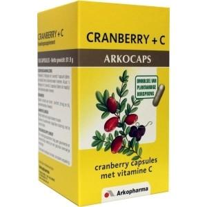 Cranberry & Vitamine C