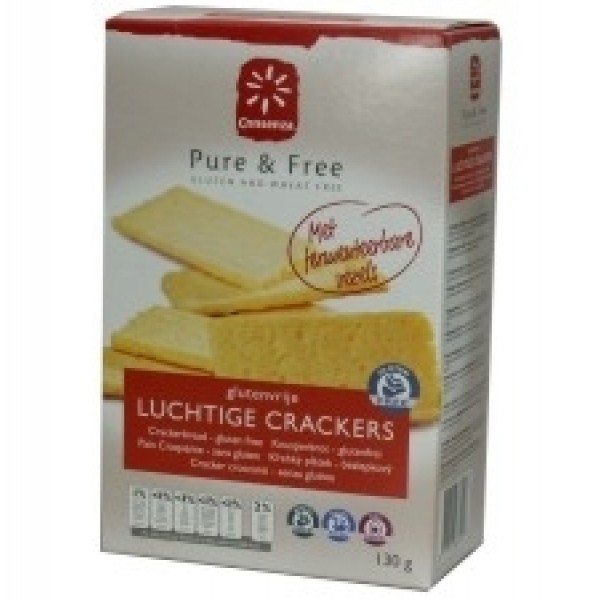 Luchtige crackers