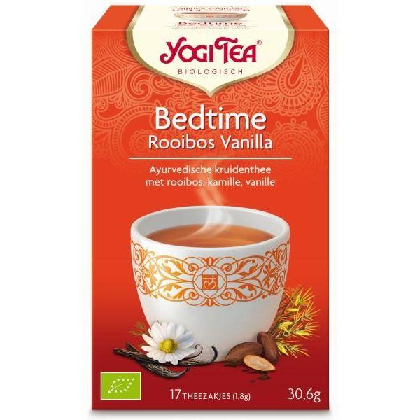 Bedtime rooibos vanille