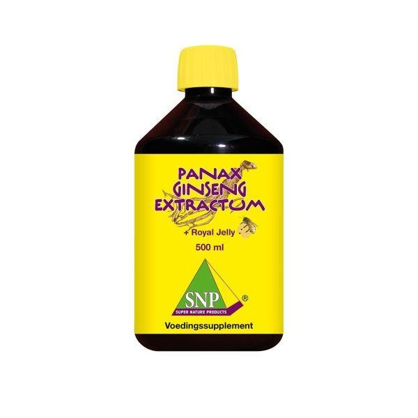 Panax ginseng extractum & royal jelly