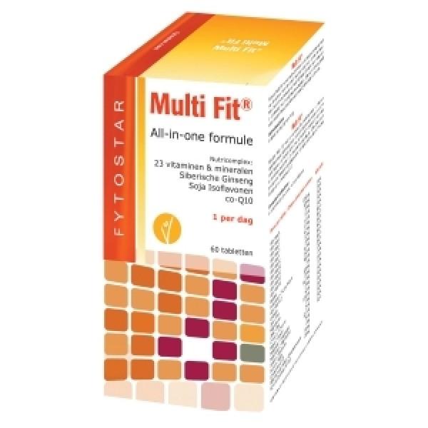 Multi fit multivitamine Fytostar