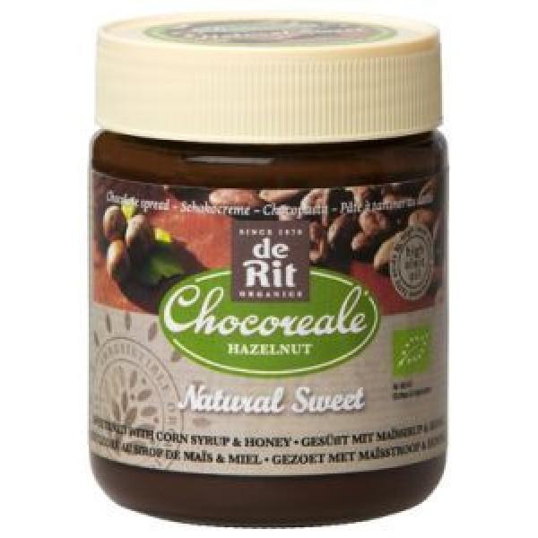 Hazelnootpasta natural sweetener