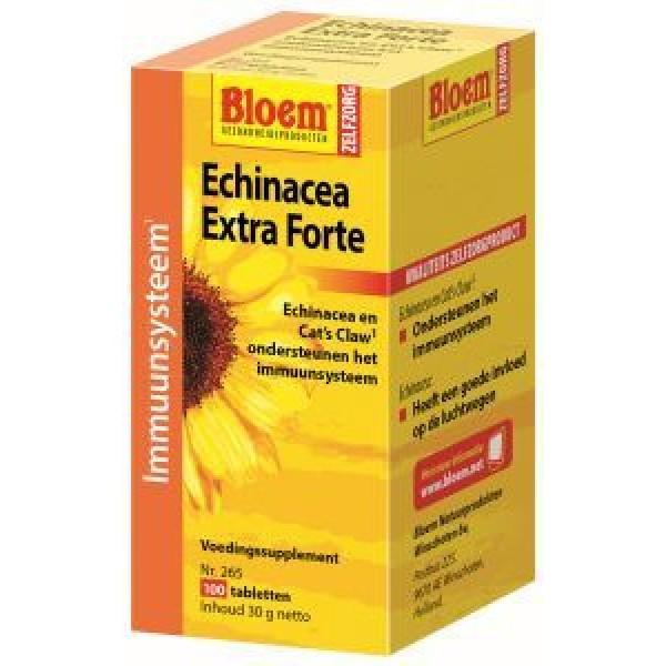 Echinacea extra forte Bloem