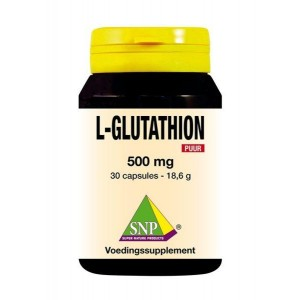 L-Glutathion 500 mg puur