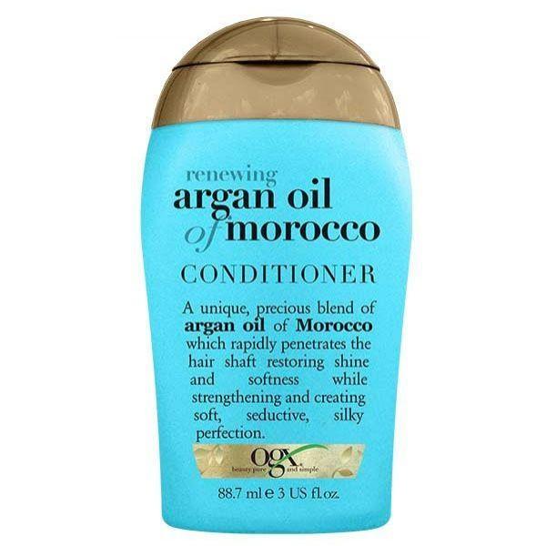 Moroccan argan conditioner