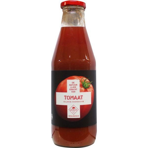 Tomatensap puur biologisch