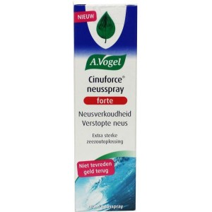 Cinuforce neusspray forte