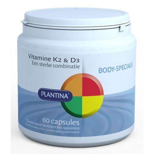 Vitamine K2 en D3