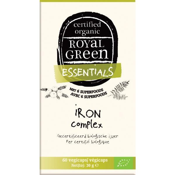 Iron complex Royal Green