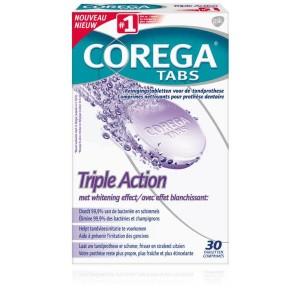 Tabletten triple action
