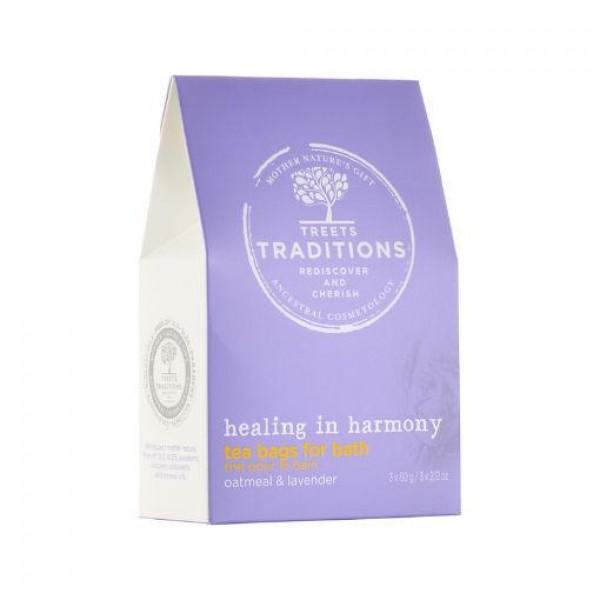 Healing in Harmony bath tea