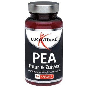 Pea puur & zuiver Lucovitaal