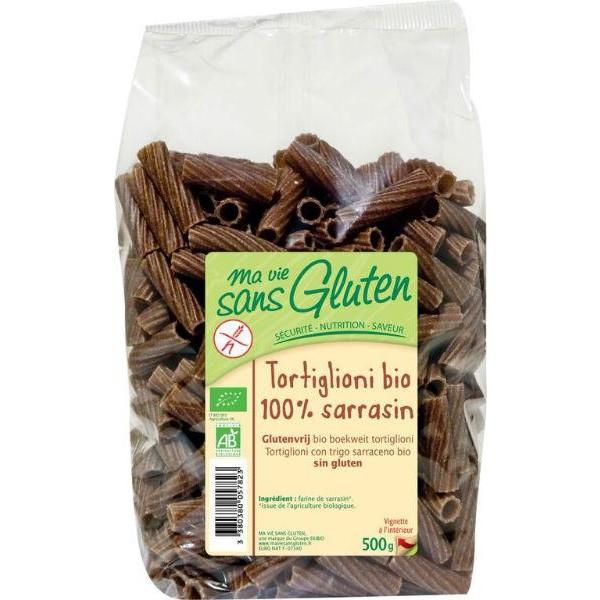 Tortiglioni boekweit bio - glutenvrij